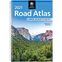 Image for Rand McNally 2021 Large Scale Road Atlas (Rand McNally Road Atlas)