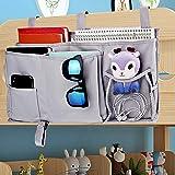 Aiduy Bedside Caddy, Hanging Storage Bag Holder