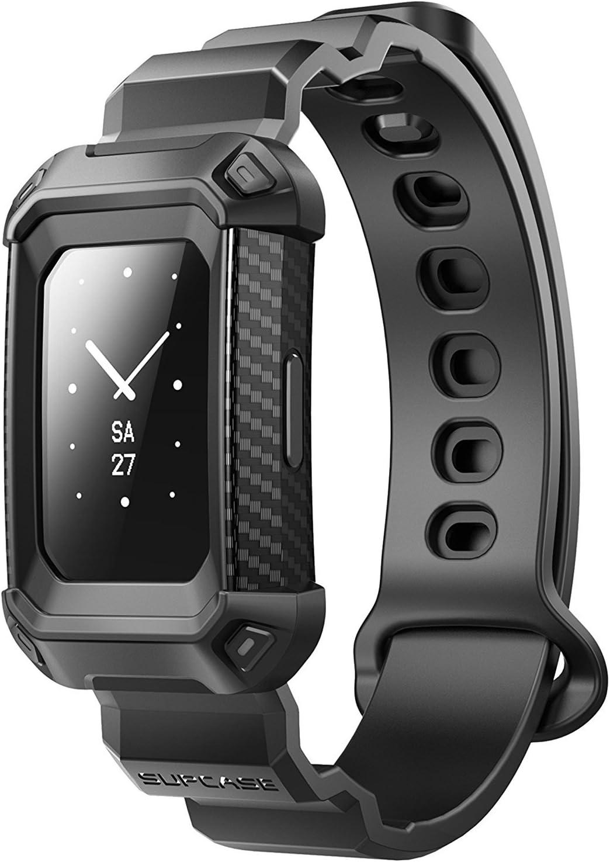 Silikon Smart Aktivitätstracker Band Schutzhülle für Fitbit Charge Hr