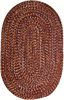 "product image for Capel Rugs Team Spirit Area Rug, 20"" x 30"", Maroon Burnt Orange"