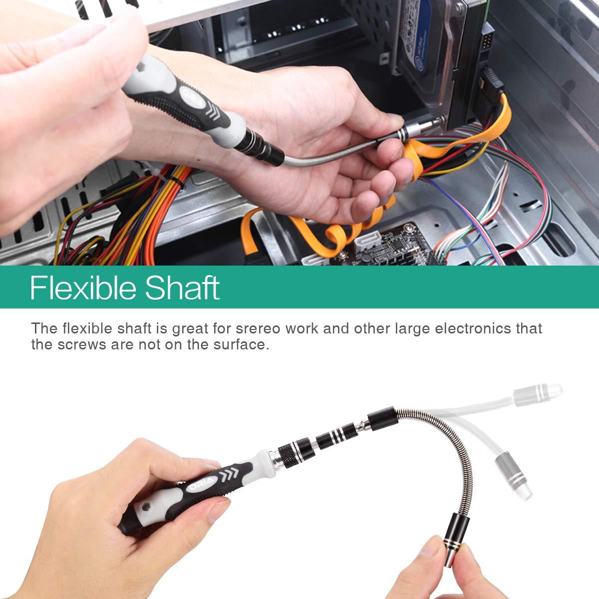 115pcs Magnétique Précision Tournevis Kit pour Ordinateur PC Téléphone Outil New