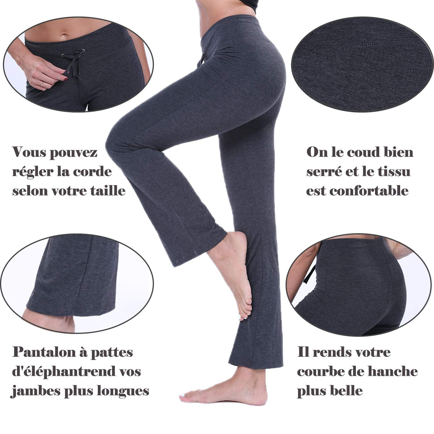 Femme Pour Pour Pantalon Pour Yoga Fittoo Pantalon Yoga Fittoo Femme Pantalon Yoga Fittoo OwP0nk