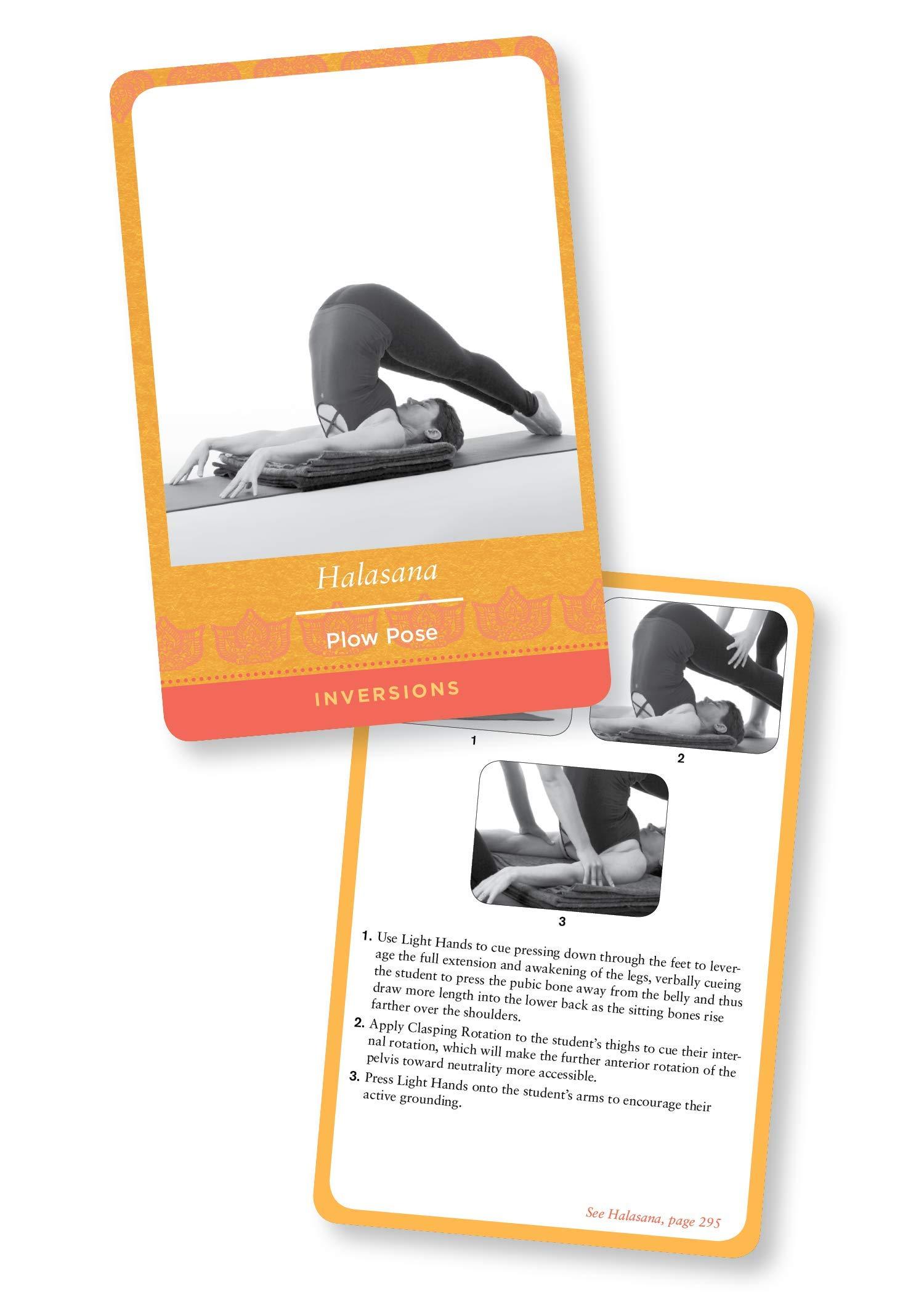 Mark Stephens Yoga Adjustments Deck,The: Amazon.es: Mark ...