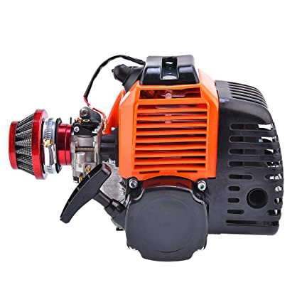 Amazon com: 49cc 2 stroke Gas Scooter Engine With Racing Air