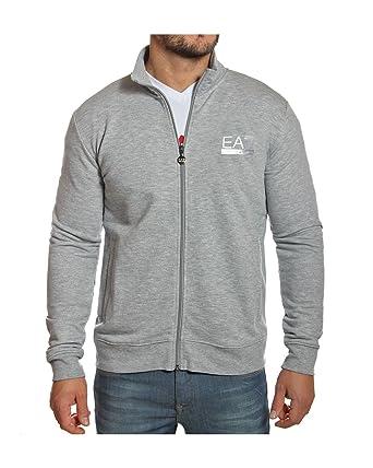 83c04baa4f Emporio Armani - EA7 - Sweat Zippé pour Homme: Amazon.fr: Vêtements ...