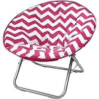 Urban Shop Chevron Saucer Chair
