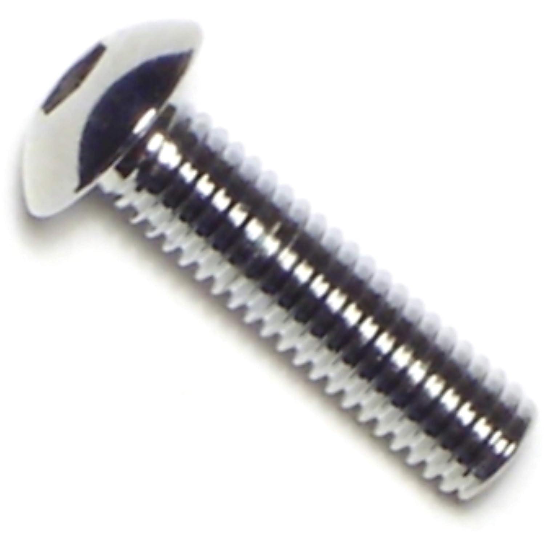 10-32 x 3//4 Hard-to-Find Fastener 014973133016 Button Head Socket Cap Screws Piece-10