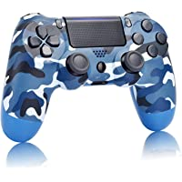 AUGEX Wireless PS4 Controller Compatible with Playstation 4 System, for PS4 Console with Double Shock/Headset Jack…