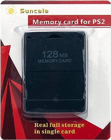 Amazon.com: Tarjeta de memoria para Playstation 2, 128 MB de ...
