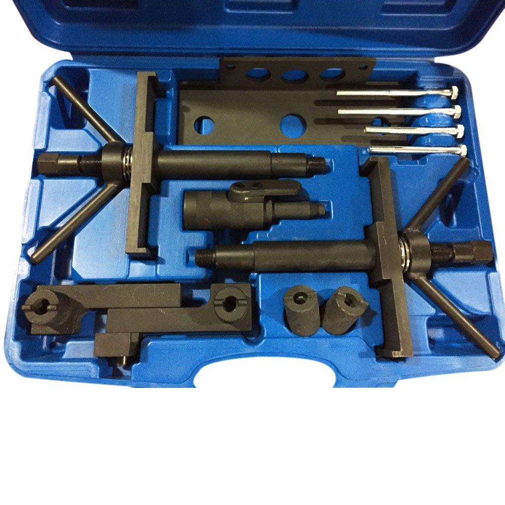 MILLION PARTS Crankshaft Camshaft Cam Engine Alignment Timing Locking Tool Set for Volvo W/Case by MILLION PARTS (Image #2)