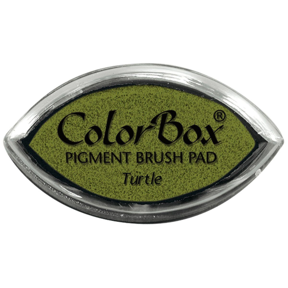 ColorBox Cat's Eye Ink Pad, Turtle Clearsnap 11-11217