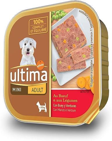 Ultima Special Mini - Comida para el Pero Adult - 150 g - Pack de ...
