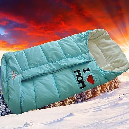 Deporte Hacer Top grado infantil para edredón niños push-car saco de dormir de invierno
