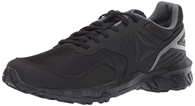 bfaf9150fea Reebok Men s Ridgerider Trail 4.0 Black Alloy 7 ...