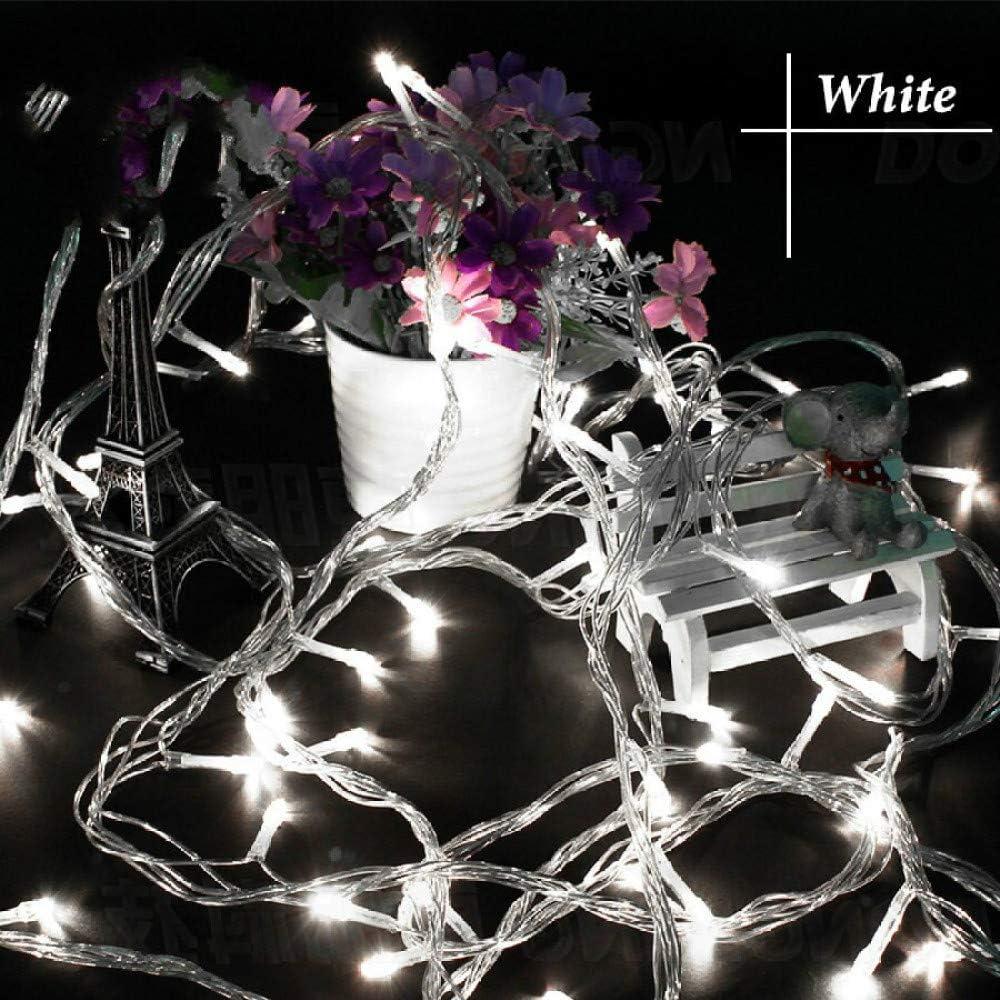 WSYYWD Cobertura 20m 200 Luces LED de cadena Luces de hadas Luces ...