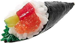flavorbox(フレーバーボックス) Sushi Magnet (1 Pack: Avocado Hand Roll) Realistic, Food replicas Made by The Experts/A Great Gift for People who Like Sushi/for refrigerators, whiteboards/ 20 Kinds in Total