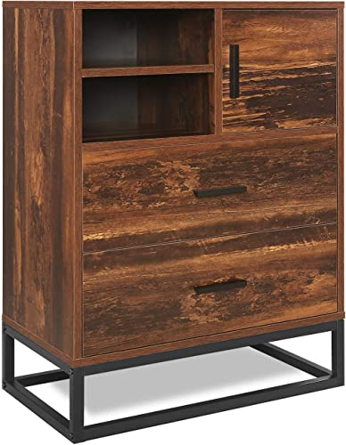 WLIVE 2 Drawer Chest