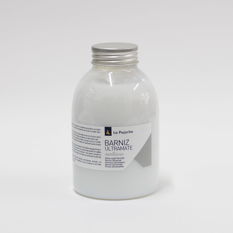 Bote de Barniz Acabado Ultramate 500 ml La Pajarita 124215 Efecto Ultramate