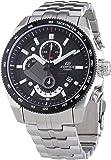 CASIO Edifice Herren-Chronograph Edelstahl EFR-513SP-1AVEF