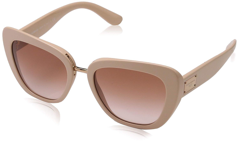 Dolce & Gabbana 0Dg4296 gafas de sol, Pink, 53 para Mujer