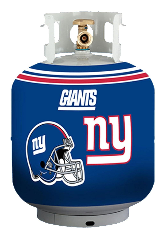 NFL プロパンガスボンベ 5ガロンウォータークーラーカバー B00QB079RA ブルー|New York Giants ブルー