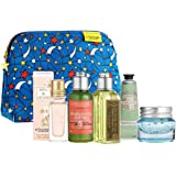 Womens Cosmetics Set Plaisirs De Provence L´occitane (6 pcs)