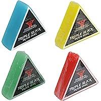 Dime Bag Hardware - Cera Triple para Skateboard (4 Unidades)