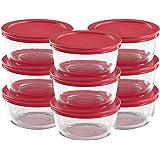 Pyrex 18-Piece Glass Food Storage Set with Lids