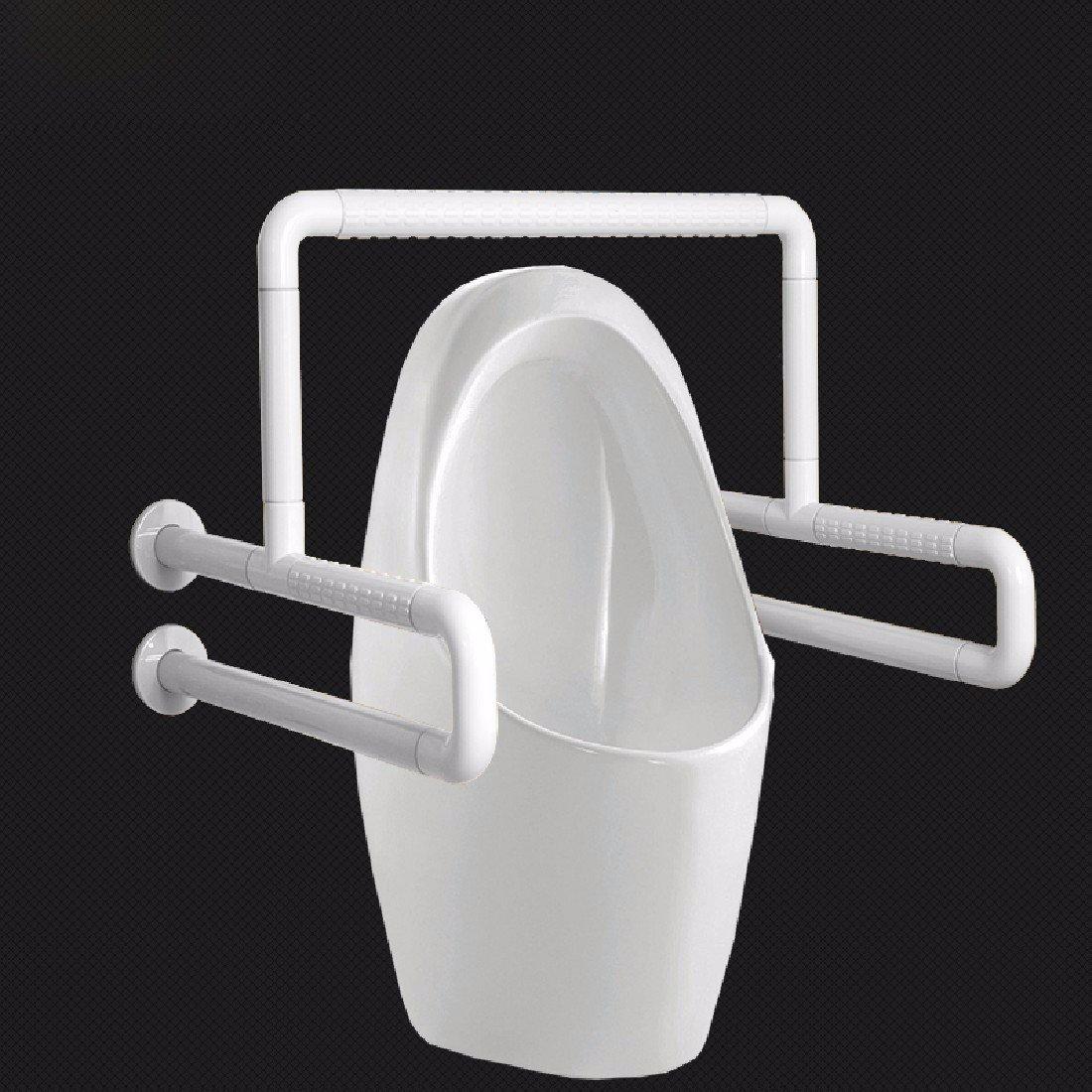 WAWZJ-Handrail Barrier Free Handrail Toilet Toilet Old People'S Anti Slide Pool Handle,White,A