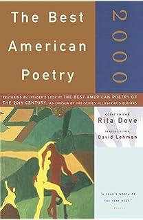 The best american poetry 2001 robert hass david lehman the best american poetry 2000 fandeluxe Ebook collections