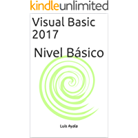 Visual Basic 2017: Nivel Básico