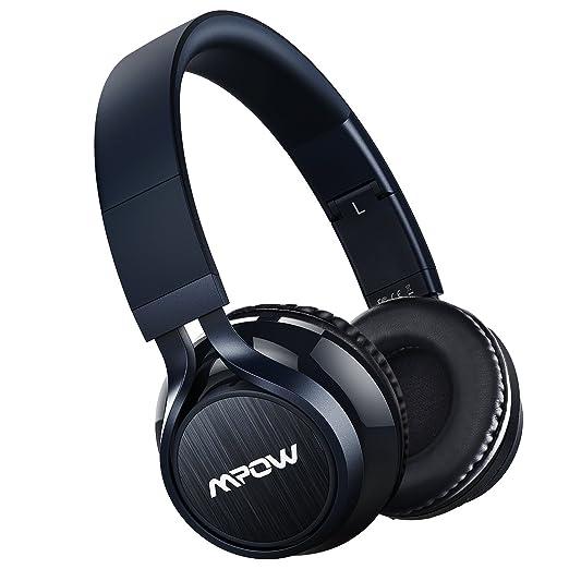 359 opinioni per Bluetooth Cuffie Stereo Mpow Thor Pieghevole Auricolari Wireless 4.0 Over-Testa