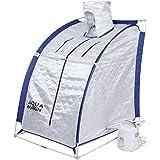 Aquamarin Sauna-Zubehör Mobile Tragbar Aufblasbar 850W