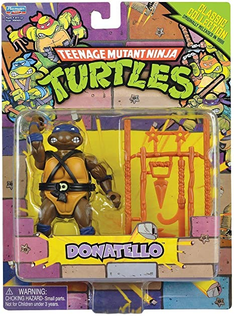 Amazon.com: Teenage Mutant Ninja Turtles, Classic Collection ...