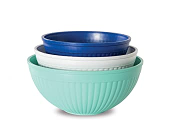 Nordic Ware 3-pc Prep & Serve Mixing Bowls
