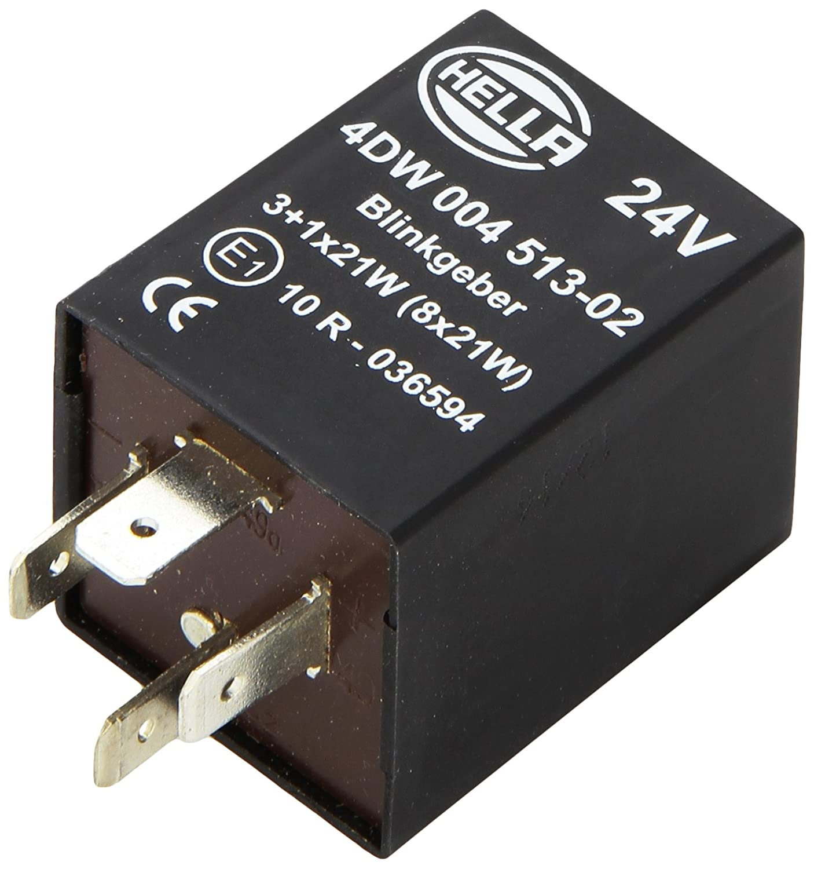 24V HELLA 4DW 004 513-021 Blinkgeber elektronisch