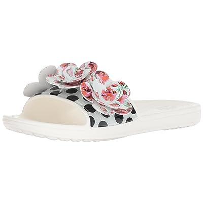 Crocs Women's Sloane Timeless Roses Slide Sandal | Slides