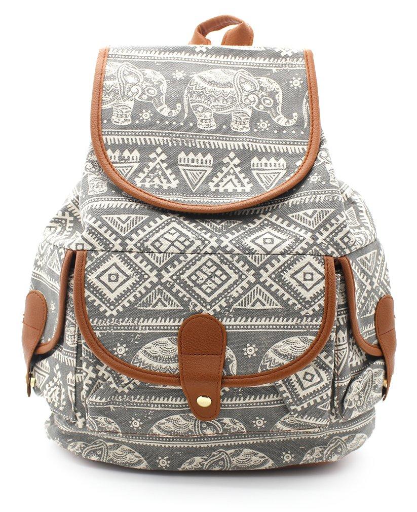 PickUrStyle Casual Backpack School Bag Rucksack Daypack for Girls/Women