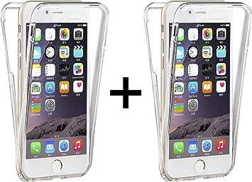 TBOC 2X Funda para Apple iPhone 7: Amazon.es: Electrónica