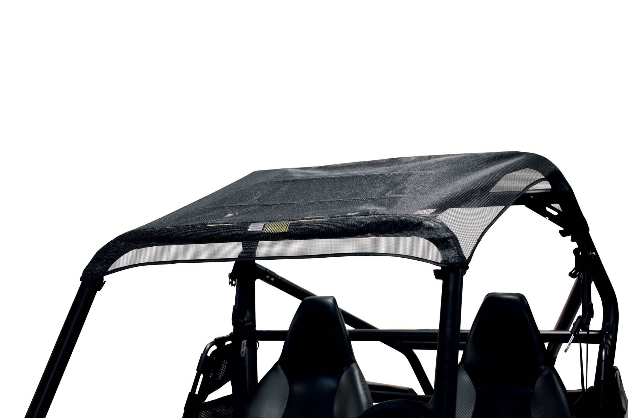 Classic Accessories 18-050-010401-00 Quadgear Extreme Black UTV Mesh Roll Cage Top for RZR