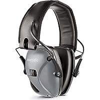 Elektronischer Schieß-Ohrenschützer, Awesafe GF01 Lärmminderung Klangverstärkung Elektronischer Gehörschutz, Gehörschutz, NRR 22 dB, Ideal Zum Schießen und Jagen.