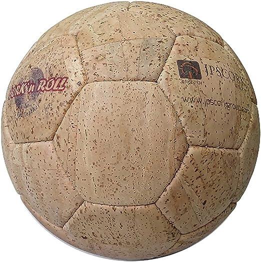 Biosughero – Balón de fútbol de Corcho Natural, Size: 5: Amazon.es ...