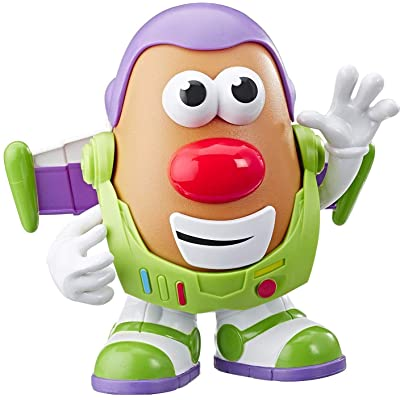Mr Potato Head Disney/Pixar Toy Story 4 Spud Lightyear Figure Toy for Kids Ages 2 & Up: Toys & Games