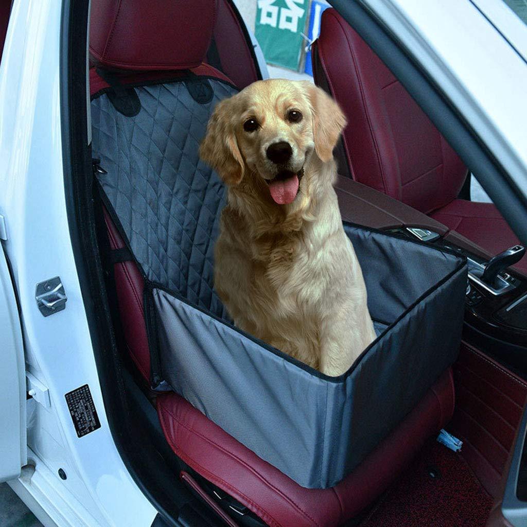 joyMerit Pet Dog Cat Car Auto Single Seat Mat Cover Manta Cradle Scratch Protector