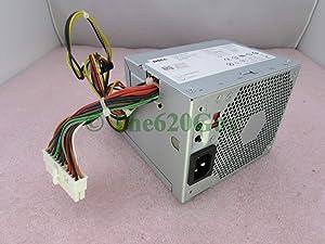 Dell Genuine Optiplex 380 Desktop 235W Power Supply PSU D233N B235PD-00 M618F (Renewed)