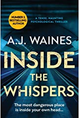 Inside the Whispers: a tense, haunting psychological thriller (Samantha Willerby Mystery Series) Paperback