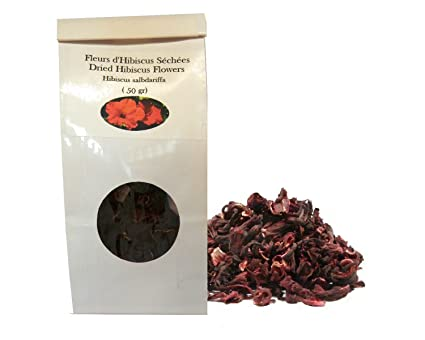 Amazoncom Hibiscus Flowers Dried And Cut Petals 50gr