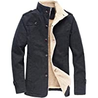 Amazon Best Sellers: Best Men's Fleece Jackets & Coats