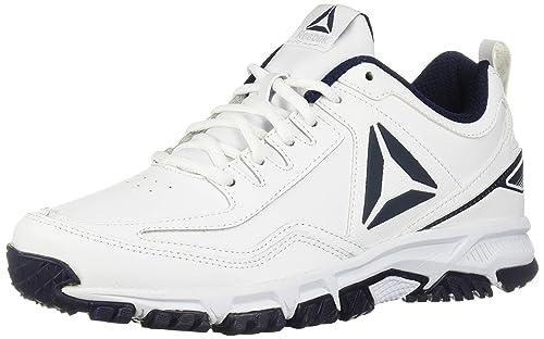 0c1636a7884d Reebok Men s Ridgerider Leather Sneaker