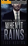 When It Rains: MM Romantic Suspense (Accidental Roots Book 8)